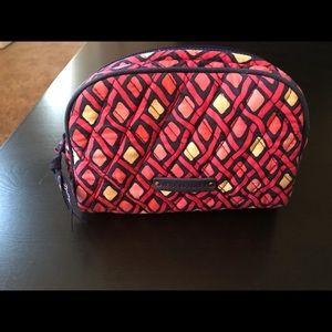 Vera Bradley small makeup bag
